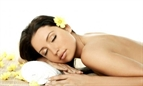 Relaxing aromatic massage - 50 min